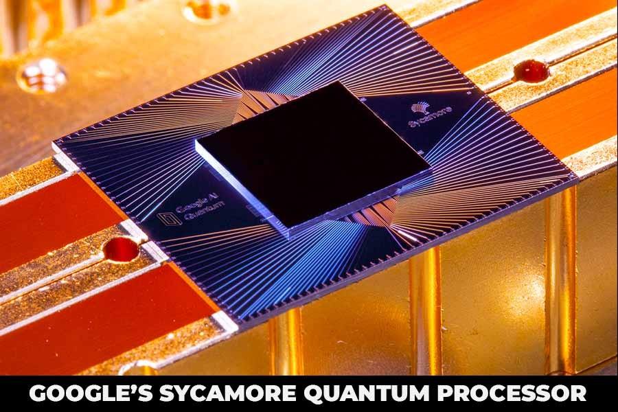 Google\'s Sycamore processor